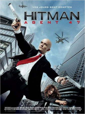 Hitman. Agent 47