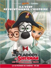 Mr Peabody et sherman