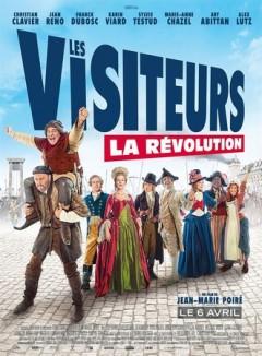 Les visiteurs. La révolution