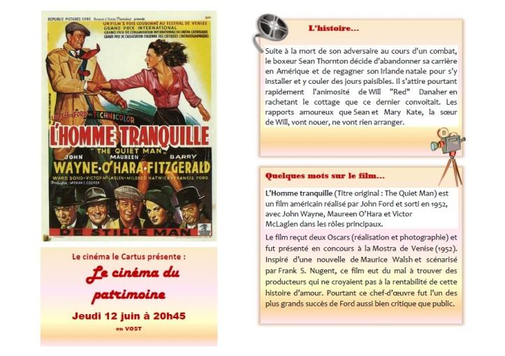 L HOMME TRANQUILLE