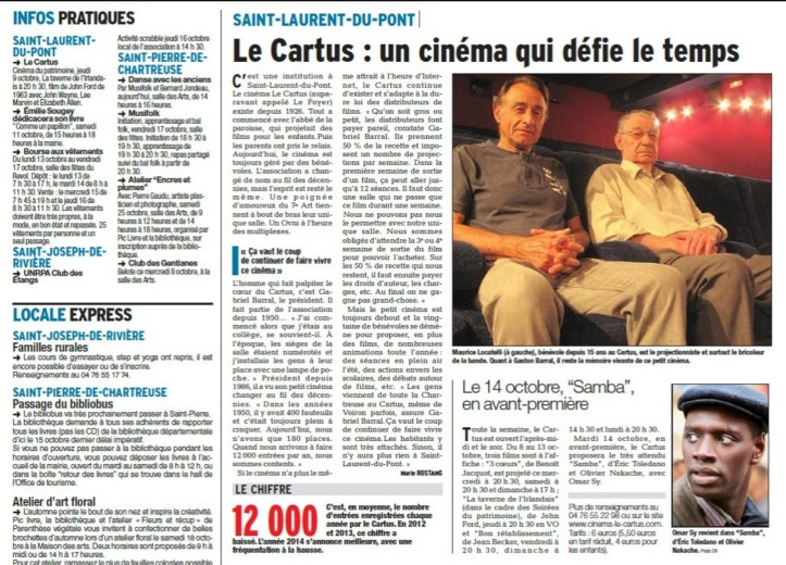 le cartus un cinema qui defie le temps