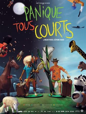 PANIQUE TOUS COURTS