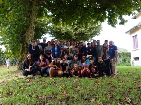 Repas des bénévoles 15 septembre 2015