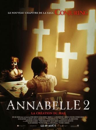 ANNABELLE 2 - LA CRÉATION DU MAL