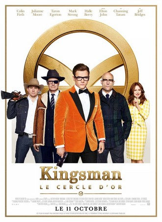 KINGSMAN. LE CERCLE D'OR