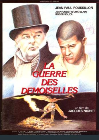 1983-affiche-la-guerre-des-demoiselles