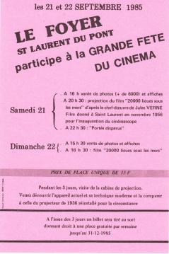 1985-programme-fete-du-cinema